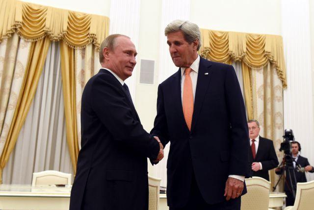 Κέρι: Οι διπλωματικές προσπάθειες στη Συρία δεν θα συνεχιστούν επ' άπειρον   tovima.gr