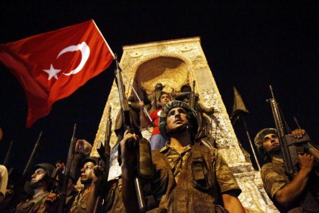 Τούρκος επιτελάρχης: Η πιο βαριά ποινή για τους στρατιώτες του πραξικοπήματος   tovima.gr