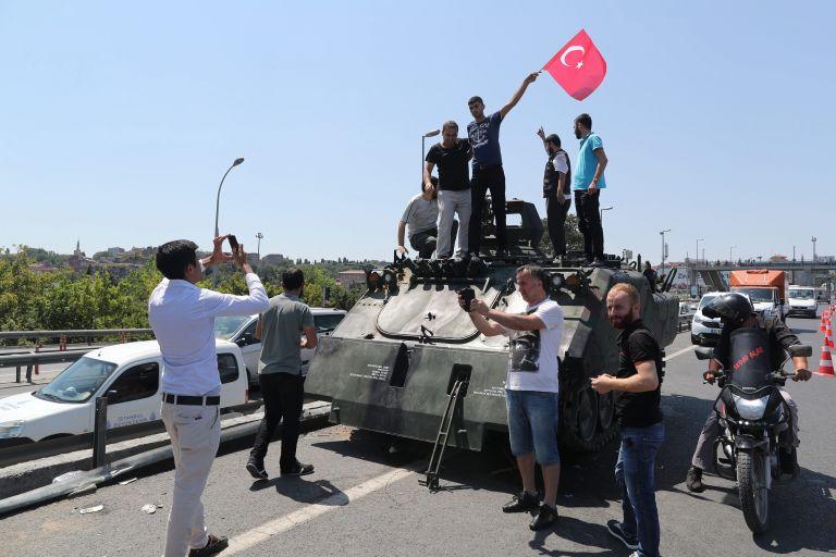 ΗΠΑ: Οργή για τους τουρκικούς ισχυρισμούς περί εμπλοκής τους στο πραξικόπημα | tovima.gr