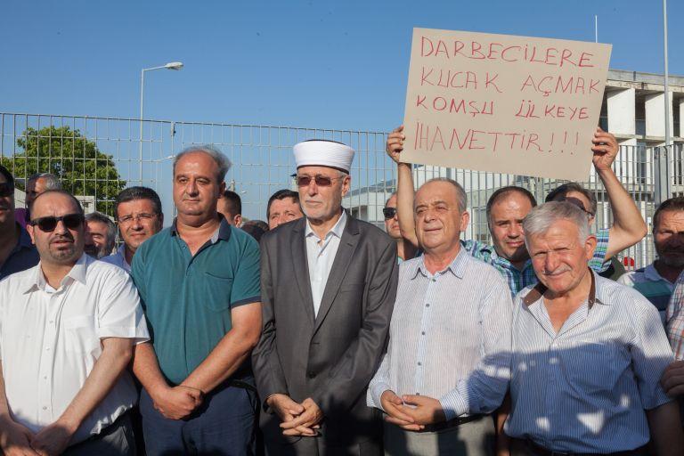 Επίδειξη ομοψυχίας από τα πολιτικά κόμματα της Τουρκίας   tovima.gr