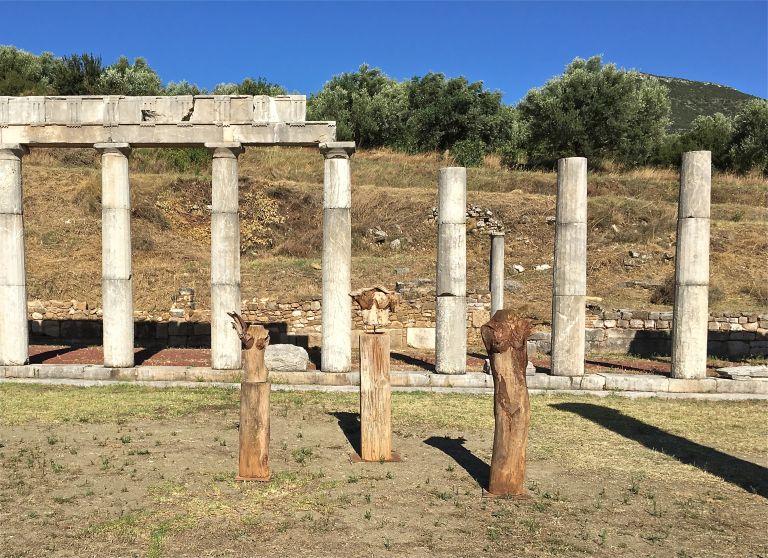 Εκτός «κινδύνου» η Αρχαία Μεσσήνη   tovima.gr
