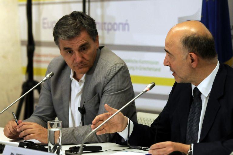 Μπλόκο Μοσκοβισί στη μείωση των πλεονασμάτων | tovima.gr