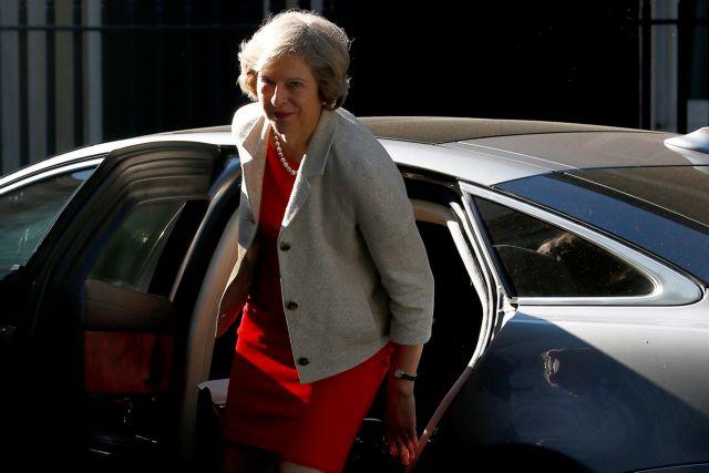 Η Βρετανία δε θα επικαλεστεί φέτος το Άρθρο 50 για το Brexit | tovima.gr