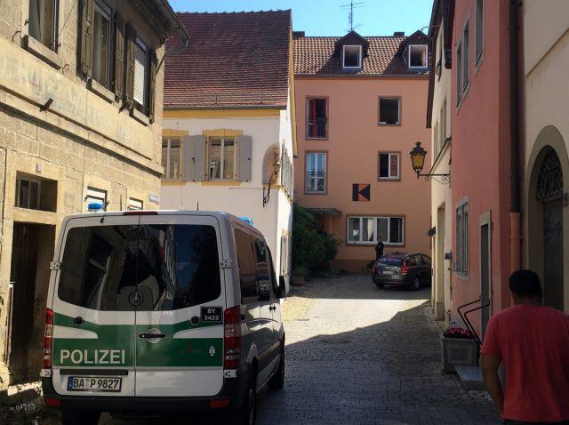 Δεν διαπιστώνεται σχέση του δράστη του Βίρτσμπουργκ με ισλαμικά δίκτυα   tovima.gr