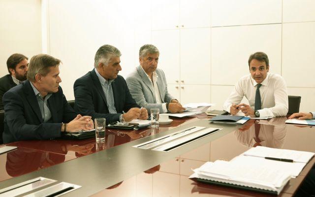 Μητσοτάκης: Επιδεινώνονται τα προβλήματα της τοπικής αυτοδιοίκησης   tovima.gr