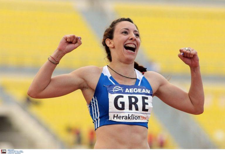 Ευρωπαϊκό Πρωτάθλημα : Αργυρό μετάλλιο και πανελλήνιο ρεκόρ από την Μπελιμπασάκη στα 400μ | tovima.gr
