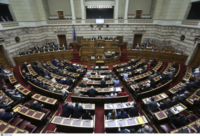 Parliament to vote on electoral law reform at midnight | tovima.gr