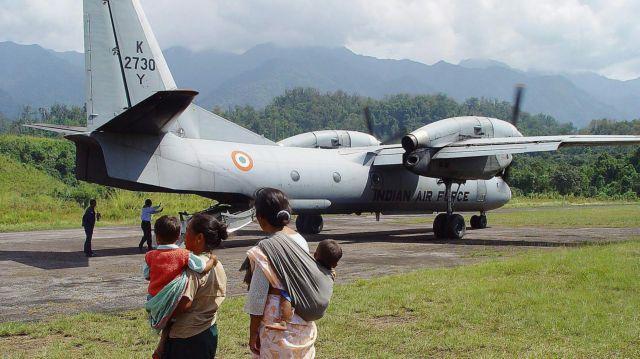 Εξαφανίστηκε από τα ραντάρ ινδικό στρατιωτικό αεροπλάνο   tovima.gr