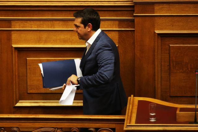 Τα σχέδια Τσίπρα για το Σύνταγμα | tovima.gr