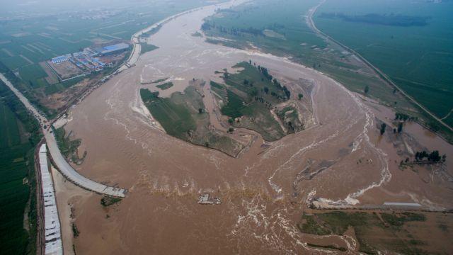Κίνα: 26 νεκροί και 34 αγνοούμενοι στην επαρχία Χεμπέι από την κακοκαιρία   tovima.gr