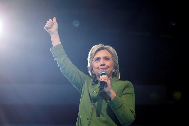 Η Κλίντον γίνεται η πρώτη γυναίκα που θα λάβει το προεδρικό χρίσμα | tovima.gr