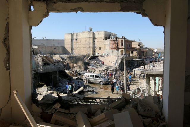 Ο συριακός στρατός στο Χαλέπι: Παραδώστε τα όπλα και μείνετε ή φύγετε | tovima.gr