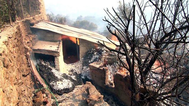 Χίος: Ξεπερνούν το 90% οι καταστροφές στα μαστιχοχώρια | tovima.gr