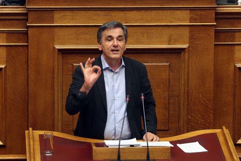 Τσακαλώτος: Σχέδιο Β είχαμε, αλλά δεν αποτέλεσε βασική πολιτική μας | tovima.gr
