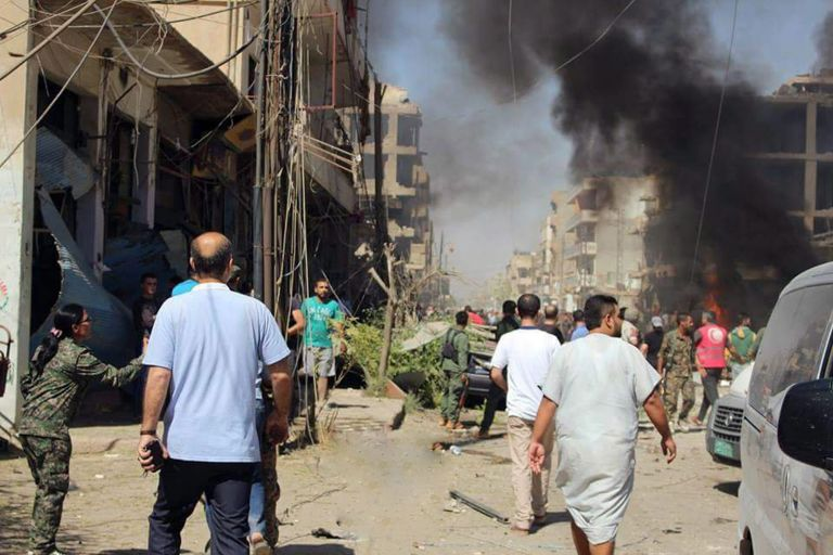 Συρία : Επιδρομές στο Ιντλίμπ από ρωσικά και συριακά μαχητικά | tovima.gr