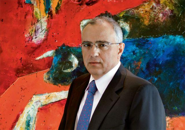 Ο Νικόλαος Καραμούζης πρόεδρος του Hellenic Advisory Board   tovima.gr