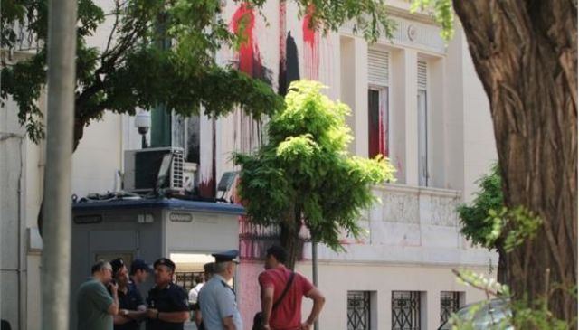 Ποινική δίωξη κατά ηγετικού μέλους του «Ρουβίκωνα» | tovima.gr