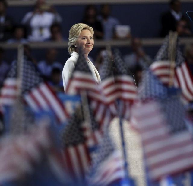 Χίλαρι Κλίντον: Χρειαζόμαστε σταθερή ηγεσία και συλλογικό πνεύμα | tovima.gr