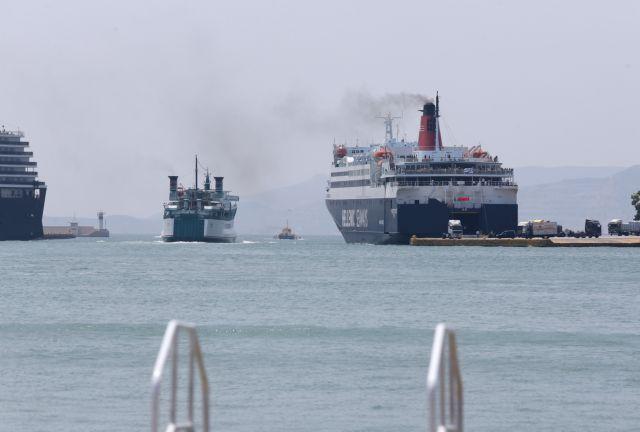 Αυξημένη ρύπανση τις ώρες αιχμής στο λιμάνι του Πειραιά | tovima.gr