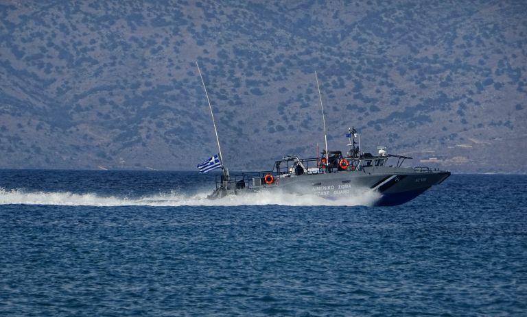 Προειδοποιητικές βολές εναντίον τουρκικού σκάφους | tovima.gr