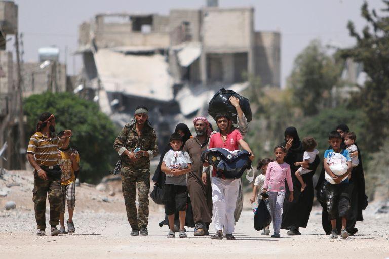 Έγκλημα κατά της ανθρωπότητας οι εκτοπισμοί στη Συρία | tovima.gr