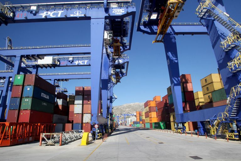 Greek exports in decline during the first half of 2016 | tovima.gr