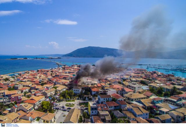 Fire protection proposals for historic and traditional city centers | tovima.gr