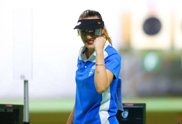 Παγκόσμιο ρεκόρ η Κορακάκη στα προκριματικά των 10μ. | tovima.gr