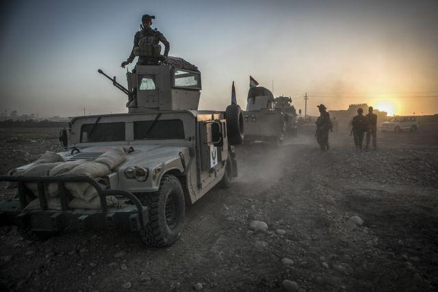 Η τελευταία στρατιωτική επιχείρηση του Ιρακ εναντίον του ΙΚ | tovima.gr