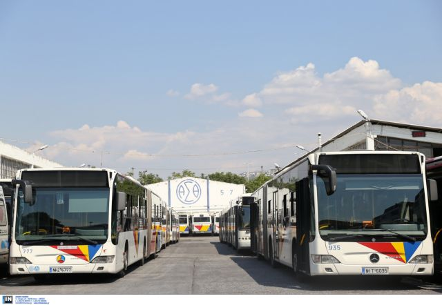 Thessaloniki bus service employees call off strike actions | tovima.gr