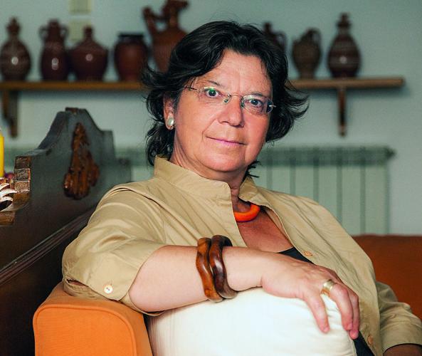 Μαρία Ευθυμίου: «Η εκπαίδευση, όπως όλα στη ζωή, είναι θέμα έρωτα» | tovima.gr