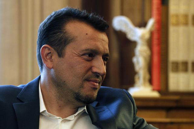 "Pappas: ""We cannot guarantee anyone a television license""   tovima.gr"