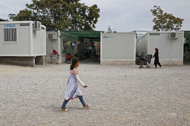 Over 60,000 refugees in Greece –  183 new arrivals in past 24 hours   tovima.gr