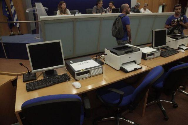 Prosecutor blocks transmission of footage from TV license tender | tovima.gr