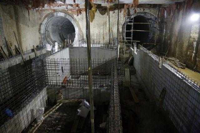Αττικό Μετρό: Μίζες 370.000 ευρώ βρήκαν οι δικαστικές αρχές   tovima.gr