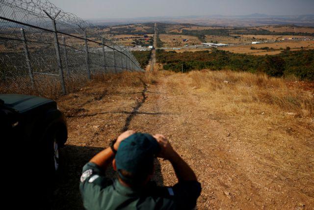 Βουλγαρία: Συρματοπλέγματα και περιπολίες στη μεθόριο με την Τουρκία   tovima.gr
