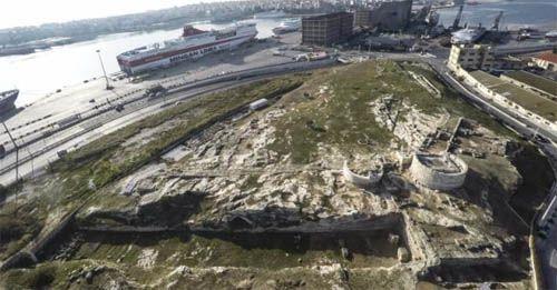 Ανοικτός ο αρχαιολογικός χώρος της Ηετιώνειας οχύρωσης στον Πειραιά | tovima.gr