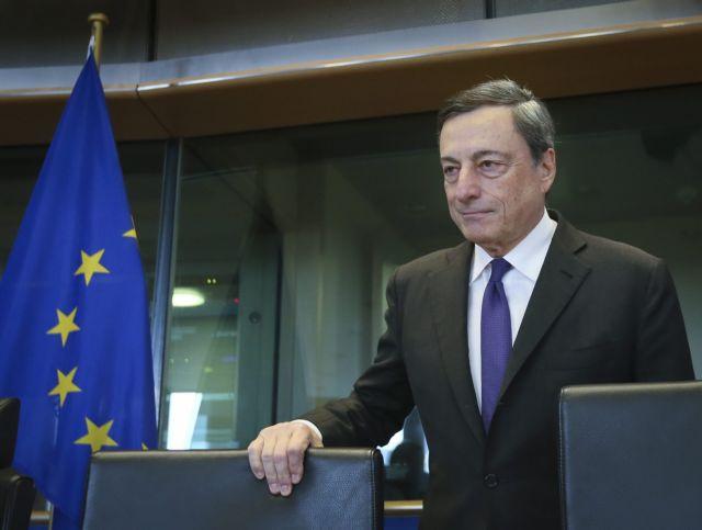 Ντράγκι: Μειώθηκαν τα spreads μεταξύ της Ιταλίας και της Ελλάδας | tovima.gr