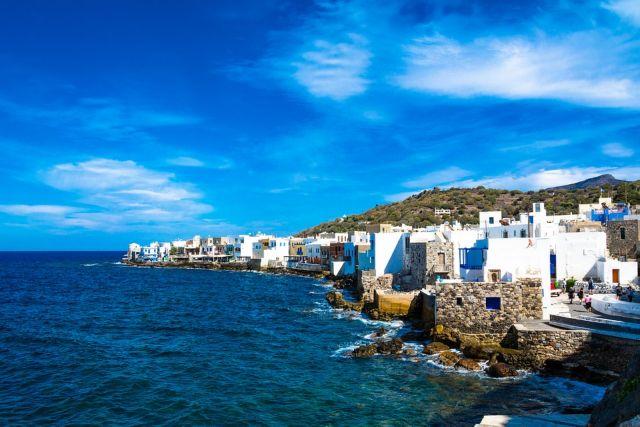 Τέσσερα ελληνικά νησιά στο ρωσικό National Geographic   tovima.gr