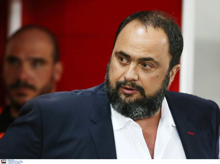 Olymiacos' Marinakis stresses goodness, justice in Christmas wishes   tovima.gr