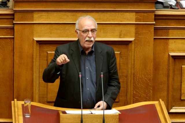 """Vitsas: """"Turkey's tactics in the Aegean Sea are unacceptable""""   tovima.gr"""