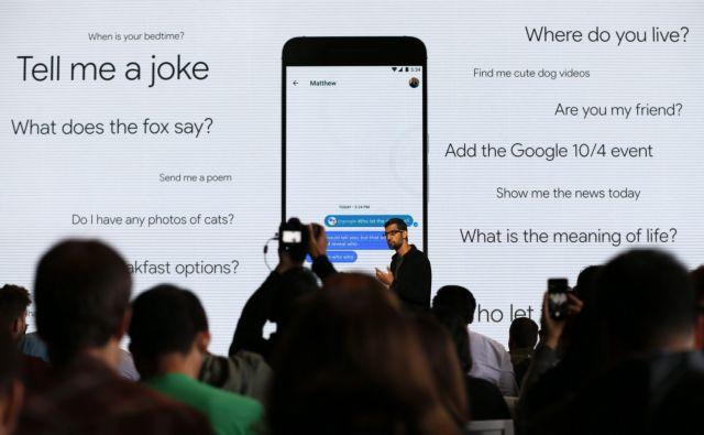 Το Google Search απαντά στα ελληνικά από smartphone Android και iOS   tovima.gr