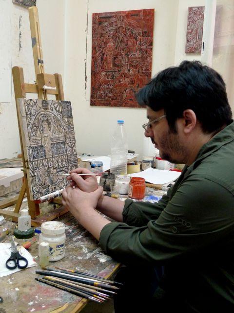Αλέκος Κυραρίνης: «Θέλω η ζωγραφική μου να παρηγορεί» | tovima.gr