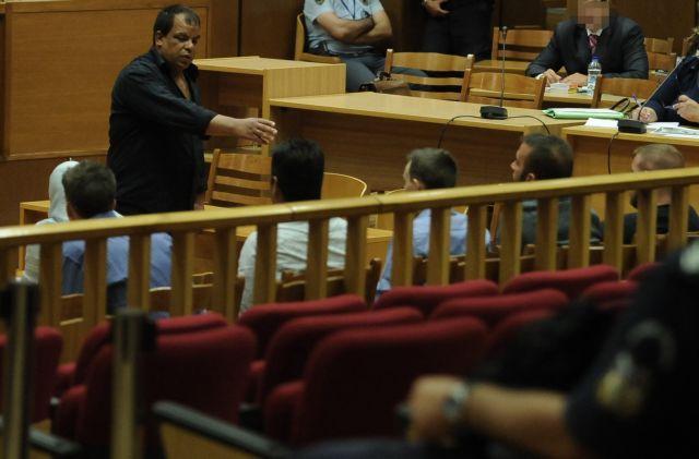 Δίκη Χρυσής Αυγής: Αναγνώριση και πέμπτου κατηγορουμένου   tovima.gr