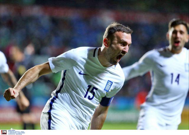 World Cup 2018 qualifiers: Greece defeats Estonia 0-2 | tovima.gr