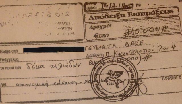 Ερωτηματικά για χορηγίες δεκάδων χιλιάδων ευρώ στην ΕΥΠ | tovima.gr