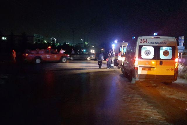 Oreokastro: Major tension at refugee center over fatal collision | tovima.gr