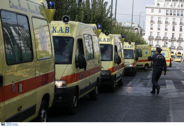 Ambulance services employees in uproar over privatization amendment | tovima.gr