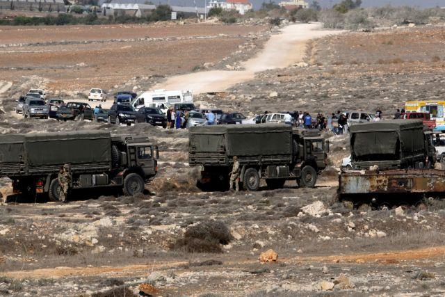 Κύπρος: Κάτοικοι περικύκλωσαν Βρετανούς στρατιώτες που έκοβαν ακακίες | tovima.gr