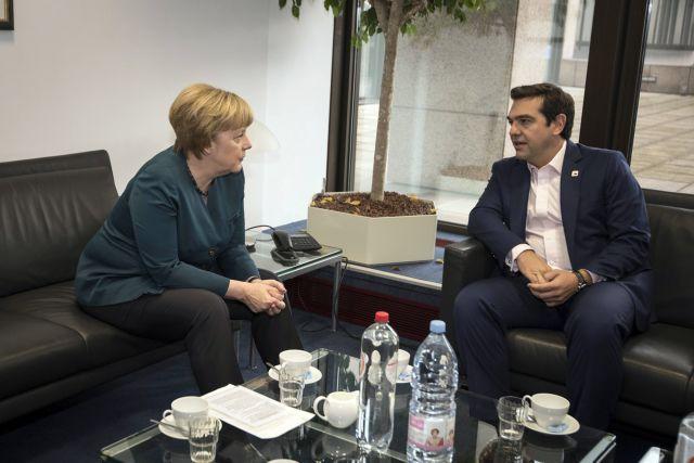 Τηλεφωνική επικοινωνία με Τσίπρα ζήτησε η Μέρκελ   tovima.gr